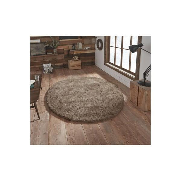 Vlněný koberec Snowdon Mink, 150 cm