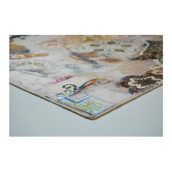 Odolný koberec Vitaus Celebrate, 80 x 50 cm