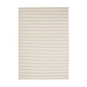Covor țesut manual Linie Design Valmora, 170 x 240 cm, bej
