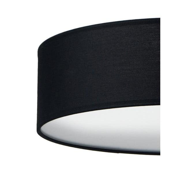 Plafonieră MIKA, negru, Ø 40 cm, negru