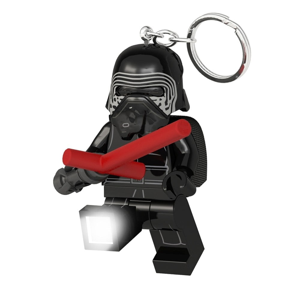 Svítící klíčenka LEGO® Star Wars Kylo Ren