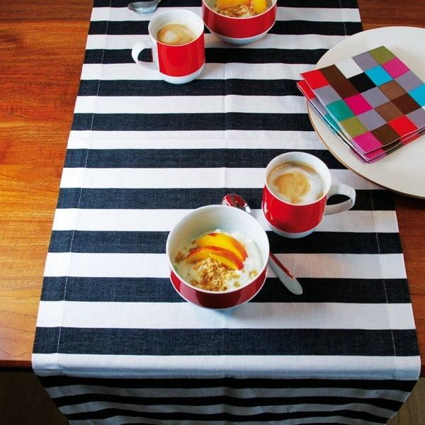 Běhoun na stůl, Green meets Grey
