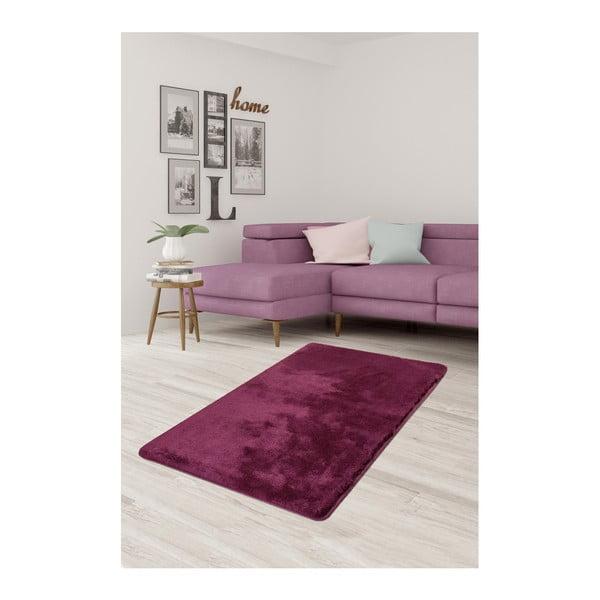 Fialový koberec Milano, 120x70cm