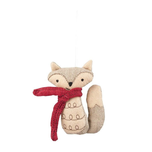 Závěsná dekorace lišky Red Fox