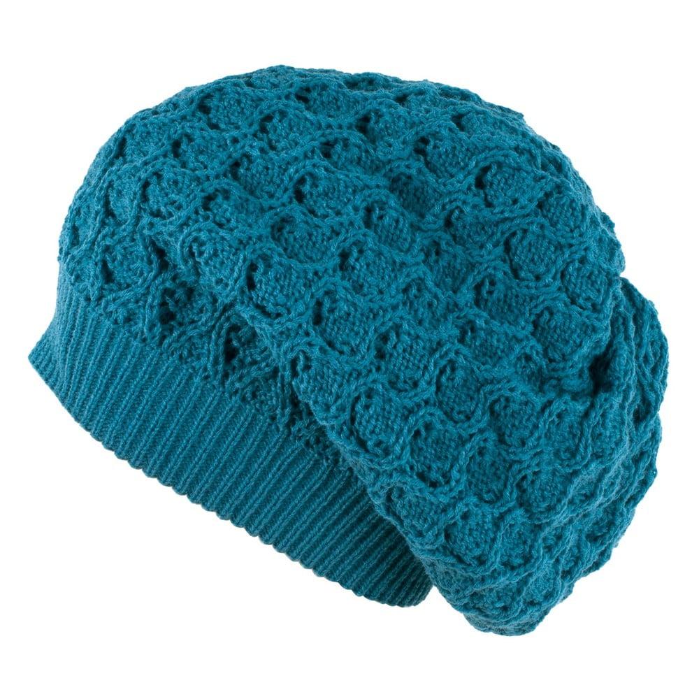 Modrá dámská čepice Art of Polo Gosia
