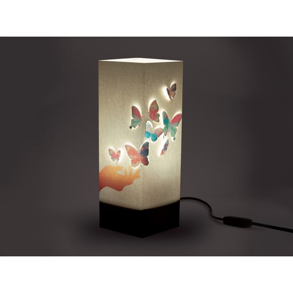 Stolní lampa Checia