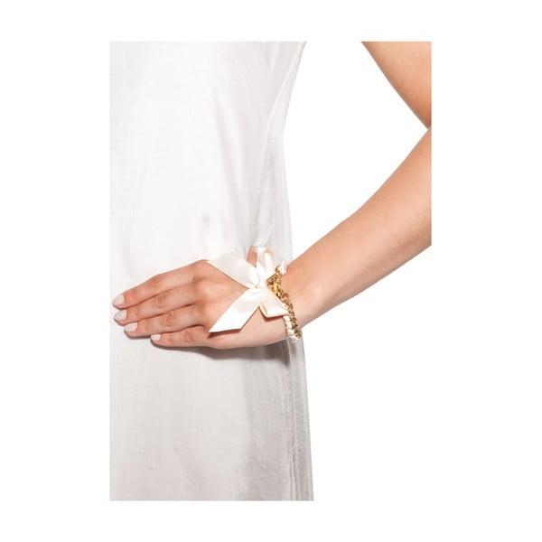Damska bransoletka w złotym kolorze NOMA Leslie