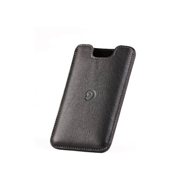 Danny P. kožený obal na iPhone 5S Black