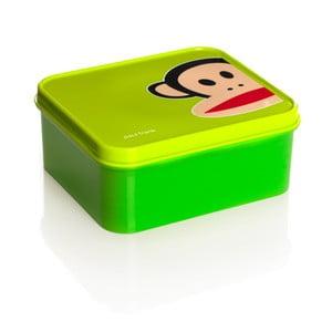 Svačinový box Paul Frank, zelený