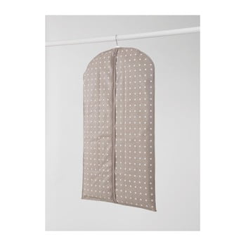 Husă mică pentru haine Compactor Dots, 100 cm, bej de la Compactor