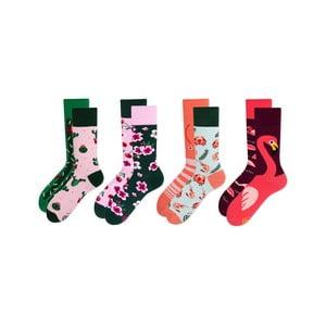 Sada 4 párů ponožek Many Mornings Summer, vel. 43-46
