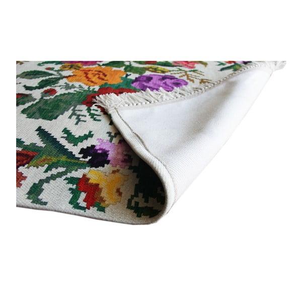 Koberec Eco Rugs Asalama White, 120x180cm