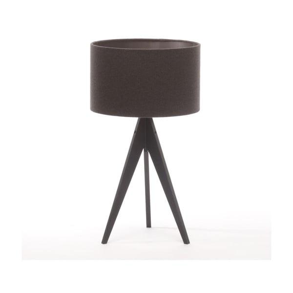 Stolní lampa Arist Grey/Black