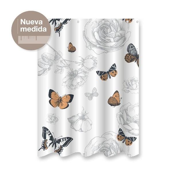 Sprchový závěs Mariposa, 180x200 cm
