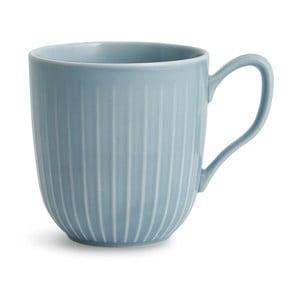Světle modrý porcelánový hrnek Kähler Design Hammershoi, 330 ml