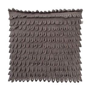 Polštář Davide Dark Grey, 45x45 cm