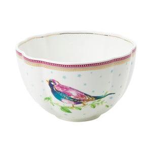 Porcelánová mísa Birdie od Lisbeth Dahl, 18 cm