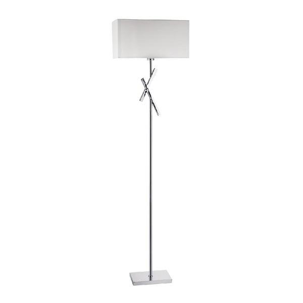 Stojací lampa Angle Chrome