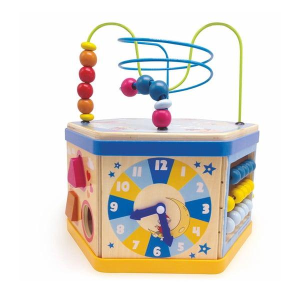 Dřevěná hračka Legler Motor Skills Training Cube