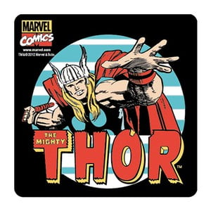 Set 6 tácků The Mighty Thor