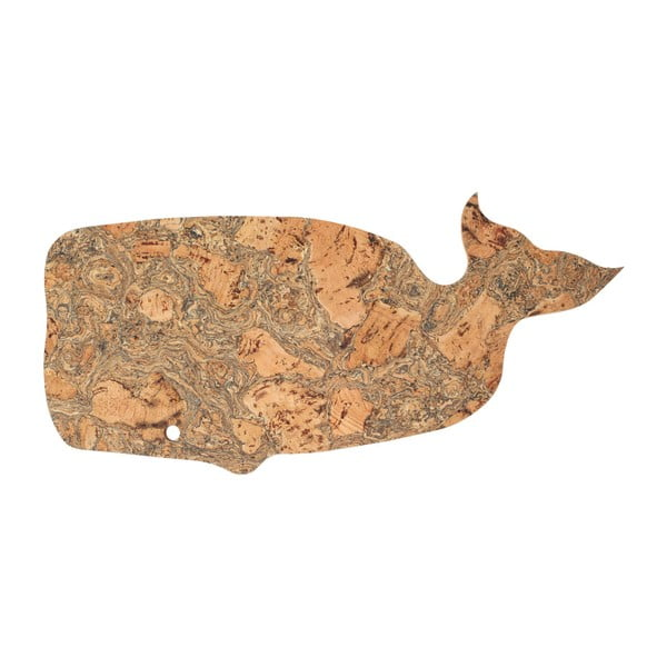 Korková podložka pod horúce nádoby T&G Woodware Whale