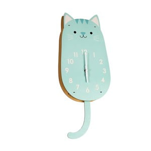 Ceas din lemn Rex London Cookie The Cat