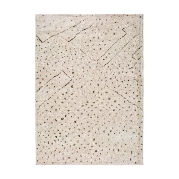 Covor Universal Moana Dots, 60 x 110 cm, crem