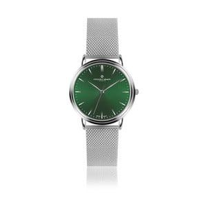 Unisex hodinky s páskem z nerezové oceli ve stříbrné barvě Frederic Graff Silver Grunhorn Silver Mesh