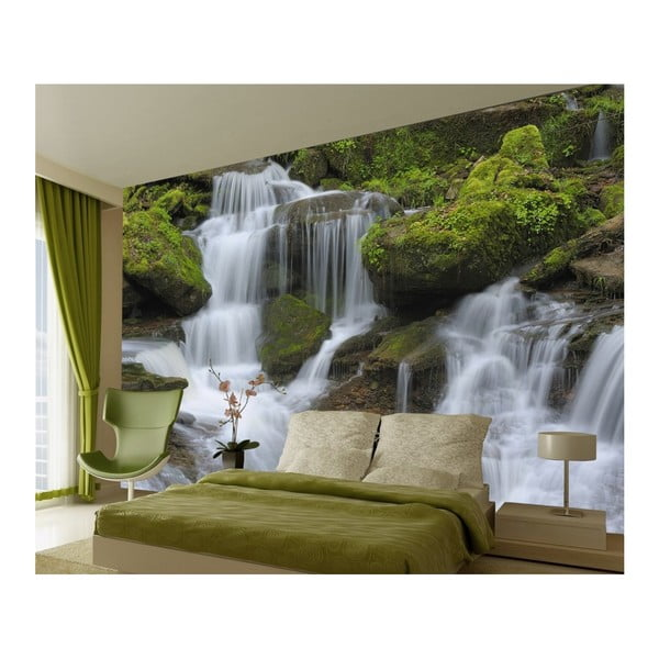 Velkoformátová tapeta Waterfall, 315x232cm