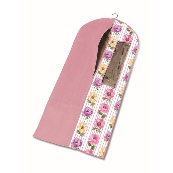 Růžový obal na šaty Cosatto Beauty, délka137cm