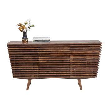 Comodă din lemn sheesham Kare Design Toto