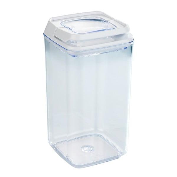 Vakuová plastová uzavíratelná dóza Wenko Turin, 1,2l