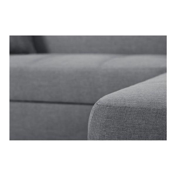 Šedá sedačka Interieur De Famille Paris Bijou, pravý roh
