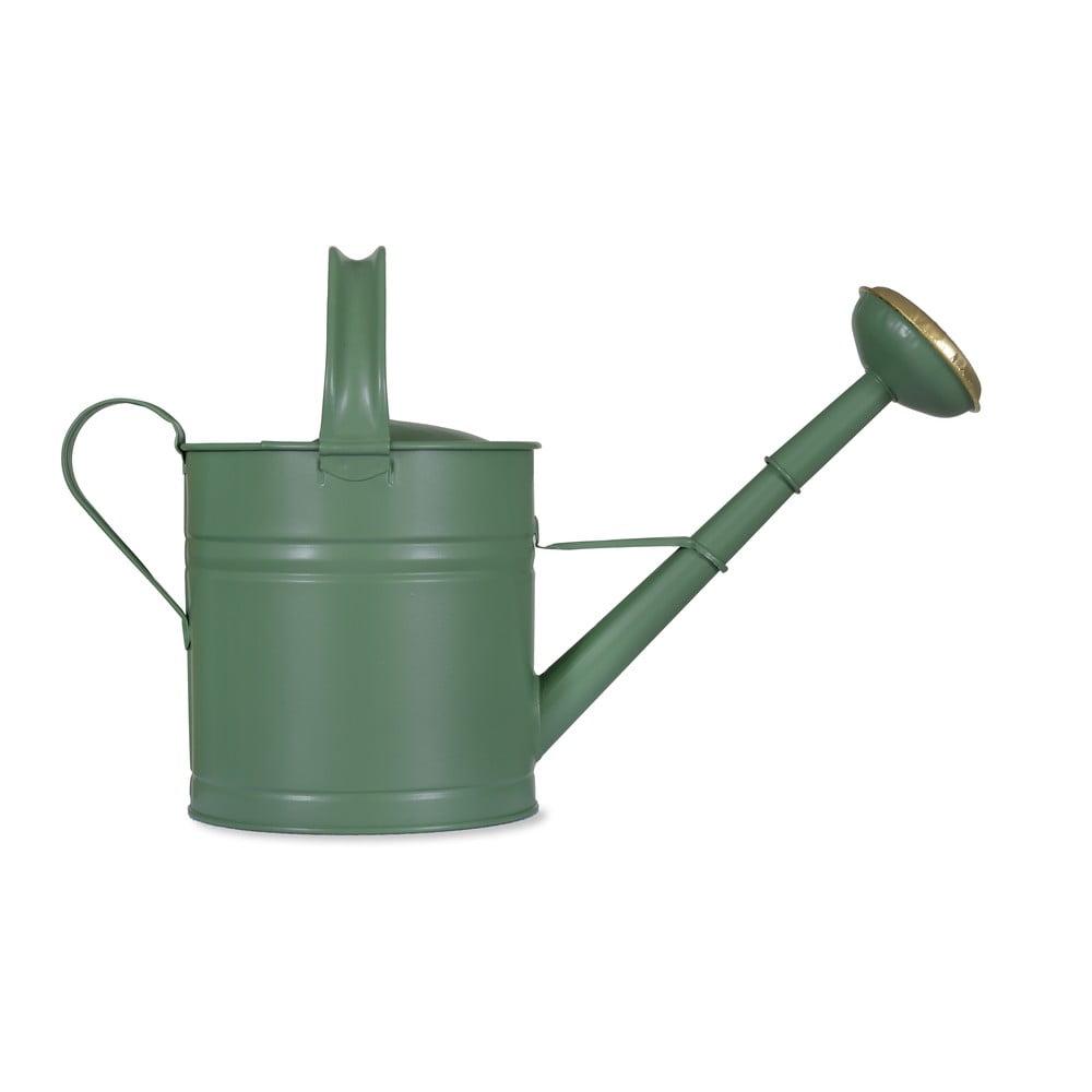 Zelená zalévací konev Garden Trading Watering Can, 5 l