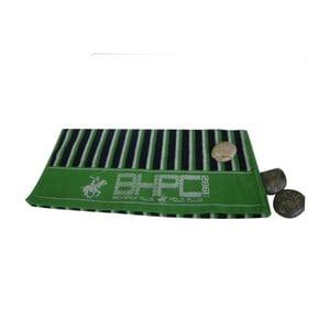 Zelená osuška BHCP, 80x150 cm
