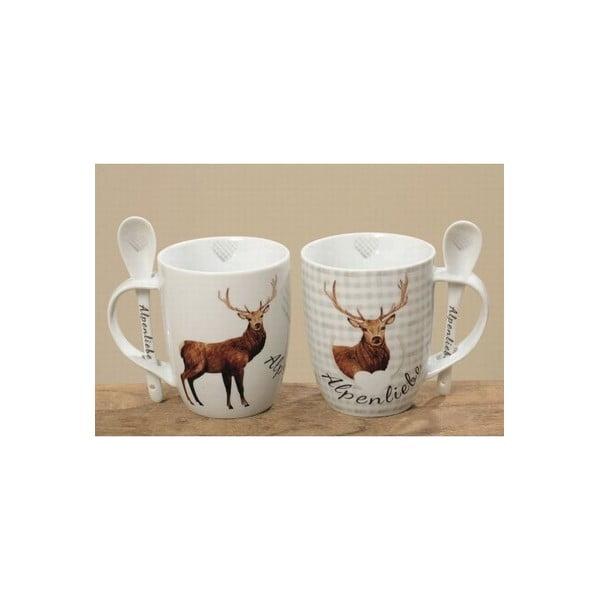 Sada 2 hrnků Deers, 330 ml