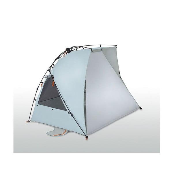 Plážový přístřešek Kau Koho Plus 250x160 cm, hnědý