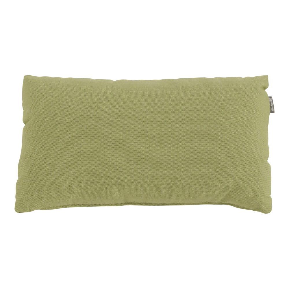 Zelený zahradní polštář Hartman Samson Loin, 42 x 22 cm