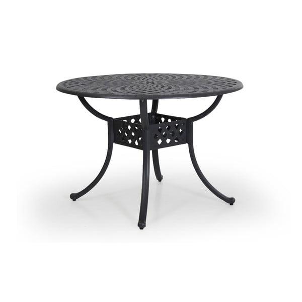 Šedý zahradní stolek Brafab Arras, ∅105cm