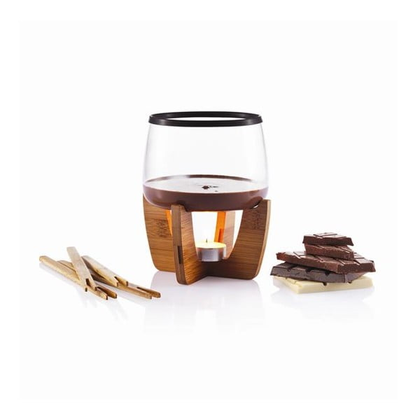 Set fondue pentru ciocolată XD Design