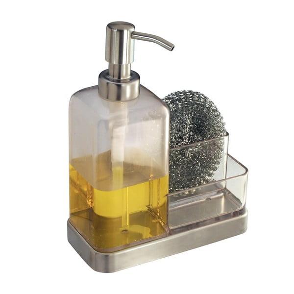 Sistem de depozitare pentru burete și detergent InterDesign Forma