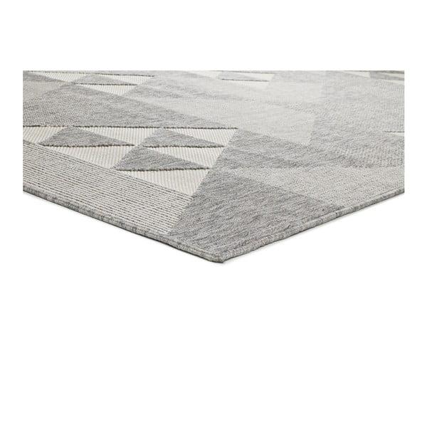 Světle šedý koberec vhodný i na ven Universal Clhoe, 160 x 230 cm
