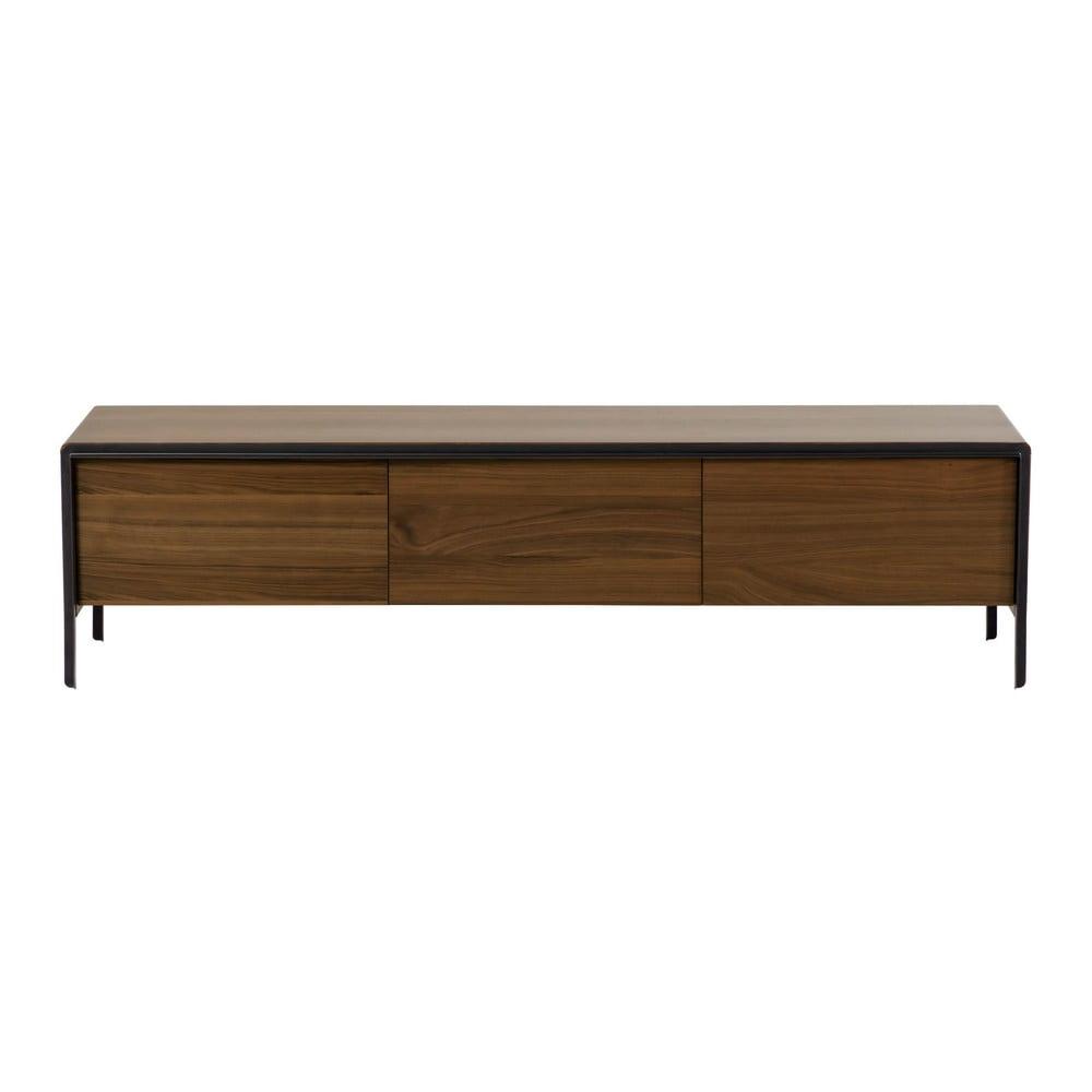 TV stolek z ořechového dřeva La Forma Nadyria