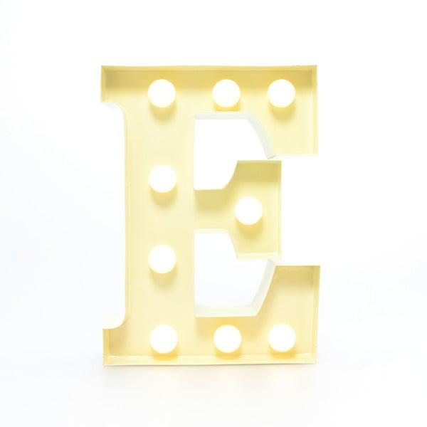 Dekorativní světlo Carnival E, vanilkové