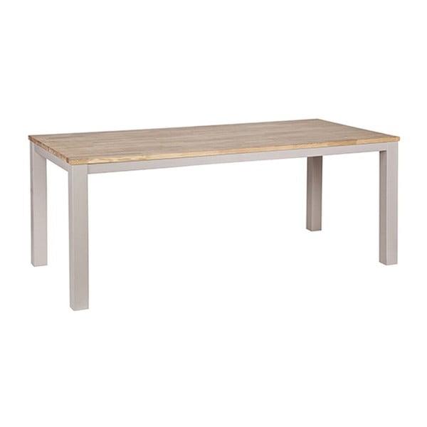 Jídelní stůl Capo Oak,85x180 cm