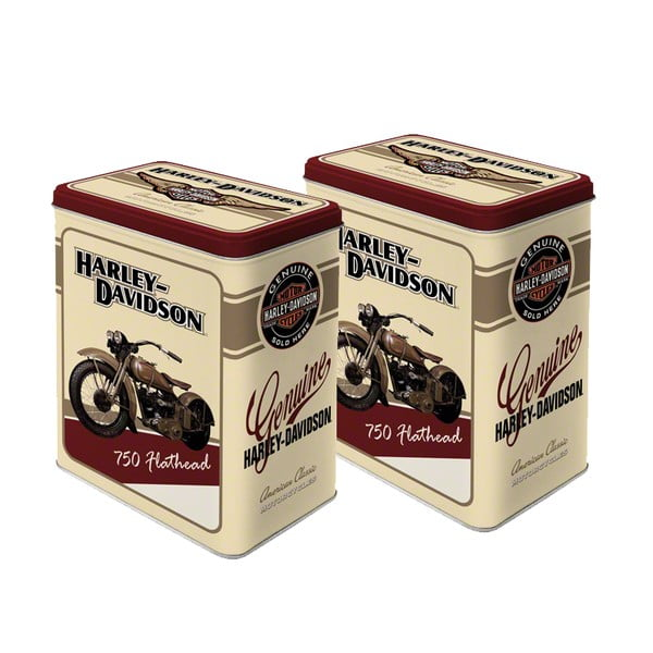 Harley Davidson, 2 ks