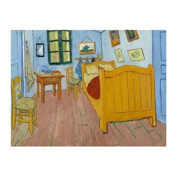 Reproducere tablou Vincent van Gogh - The Bedroom, 40 x 30 cm