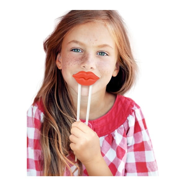 Dětské jídelní hůlky Fred & Friends Lip Sticks