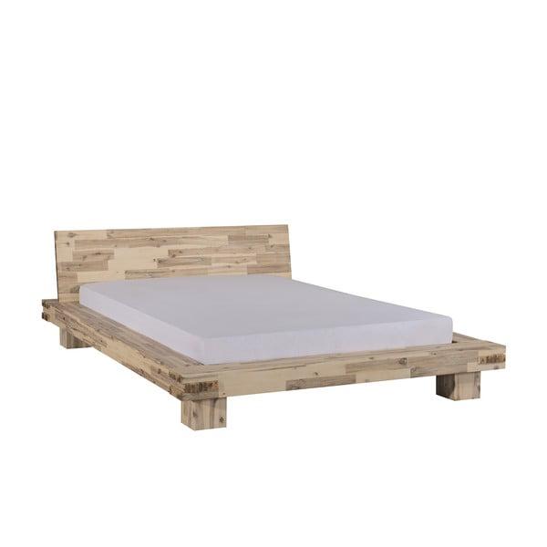 Dřevěná postel Lima 180x200 cm