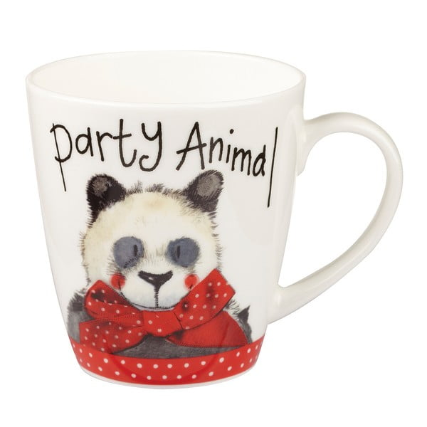 Sada 2 hrnků Churchill China Party Animal, 360 ml